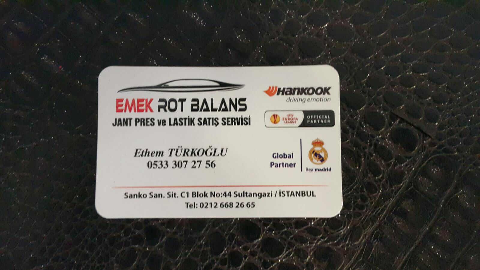 Emek Rot Balans
