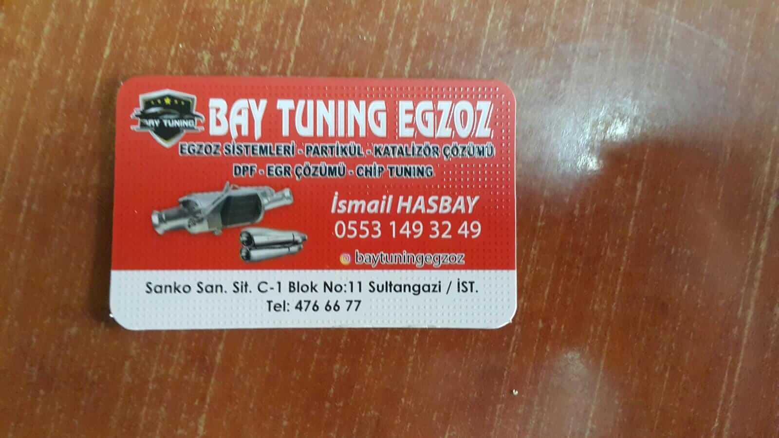 Bay Tuning Egzoz