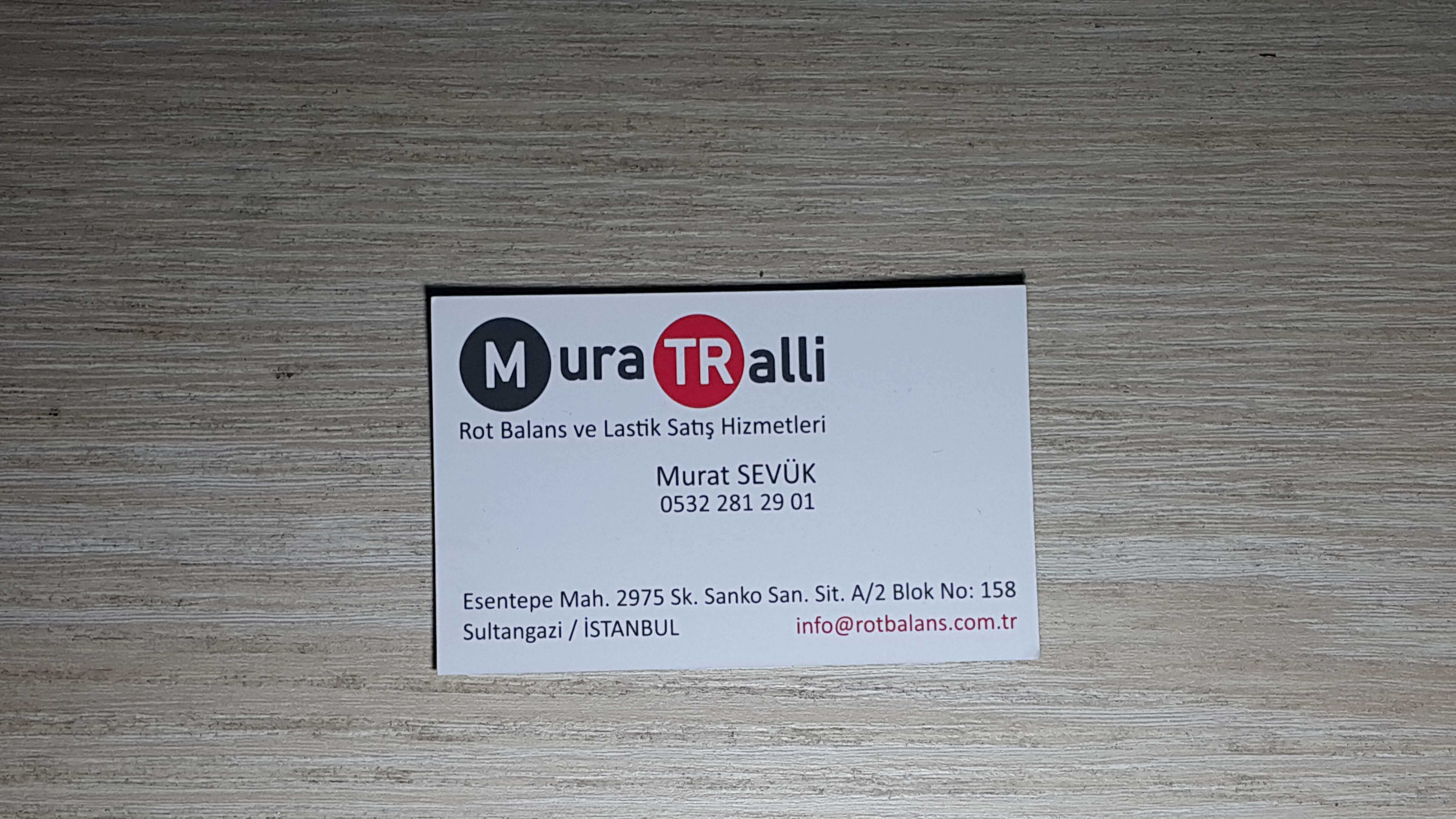 Murat Ralli