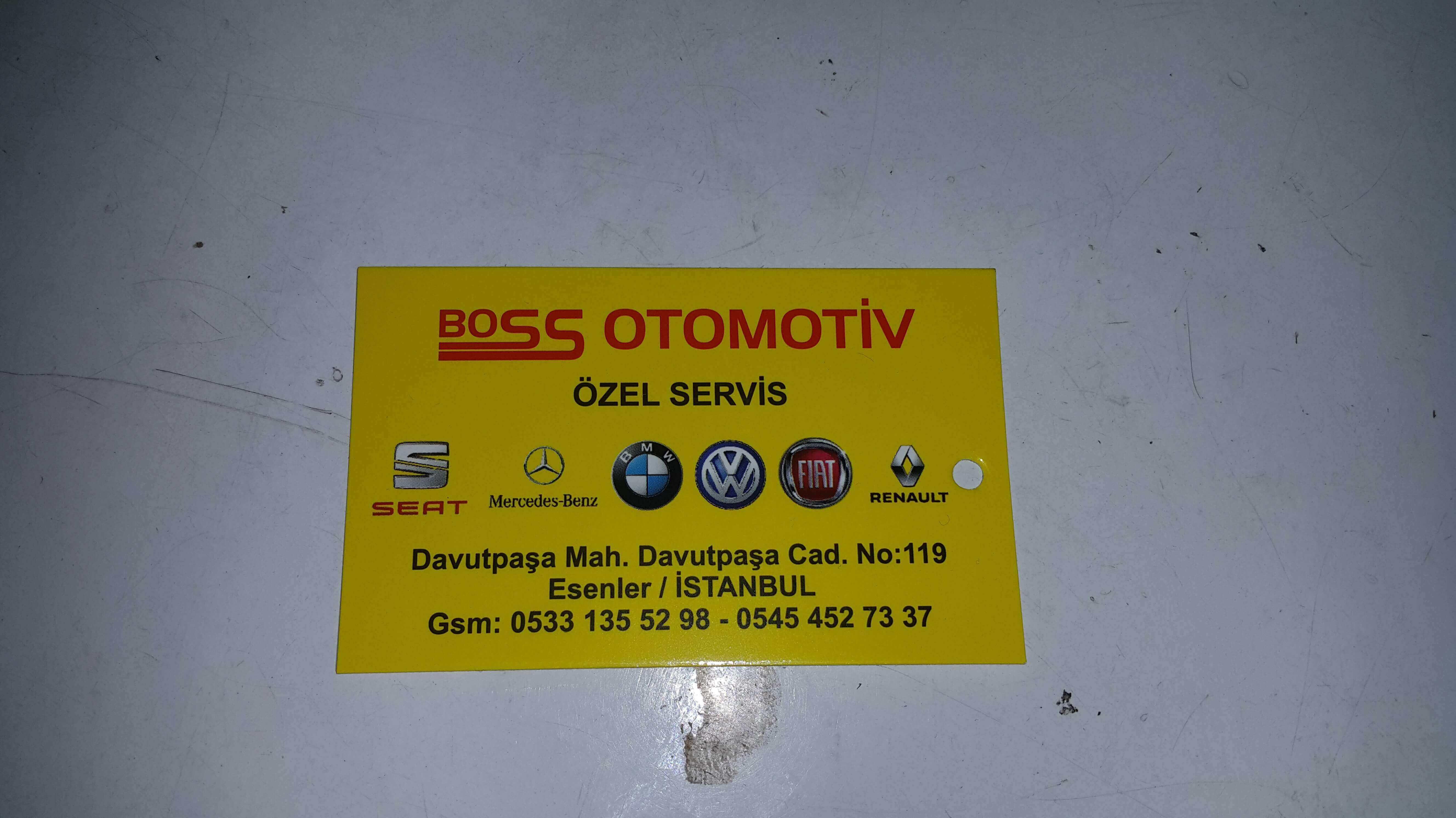 Boss Otomotiv